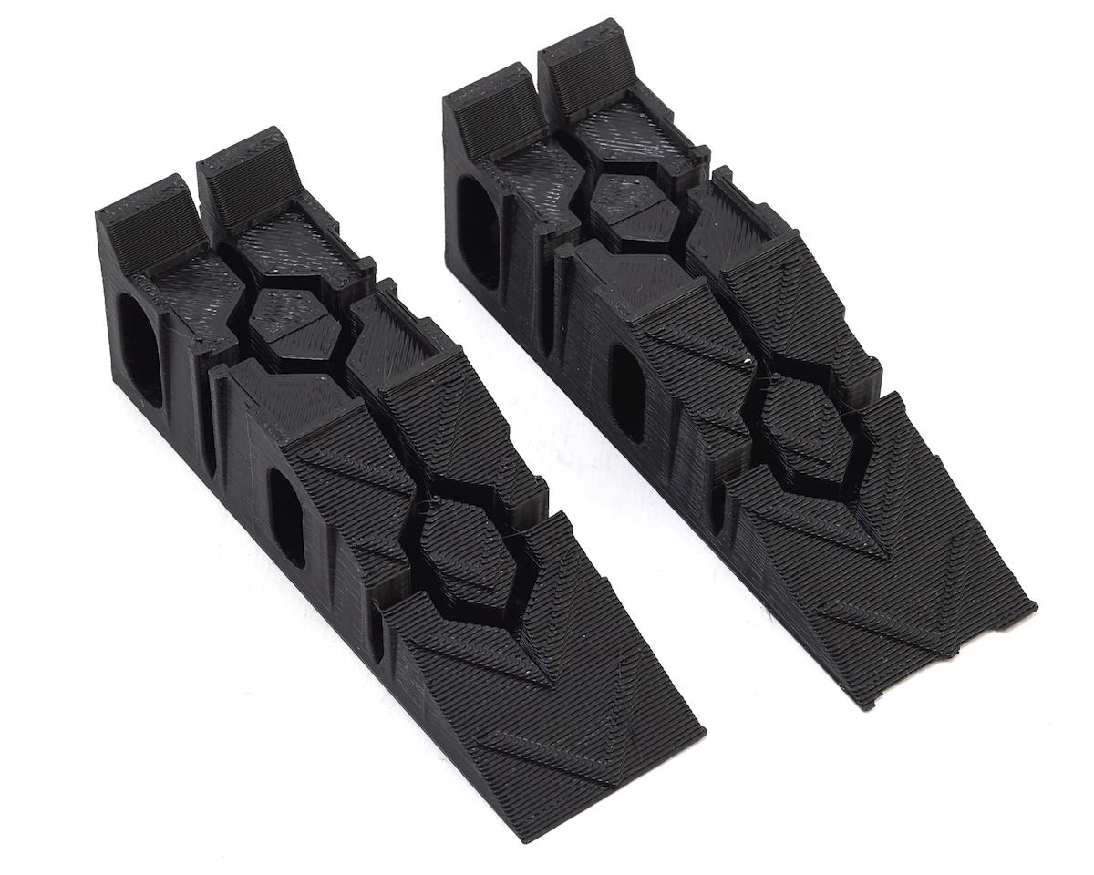 Exclusive RC Rhino Ramps (Black) (Vaterra Ascender)