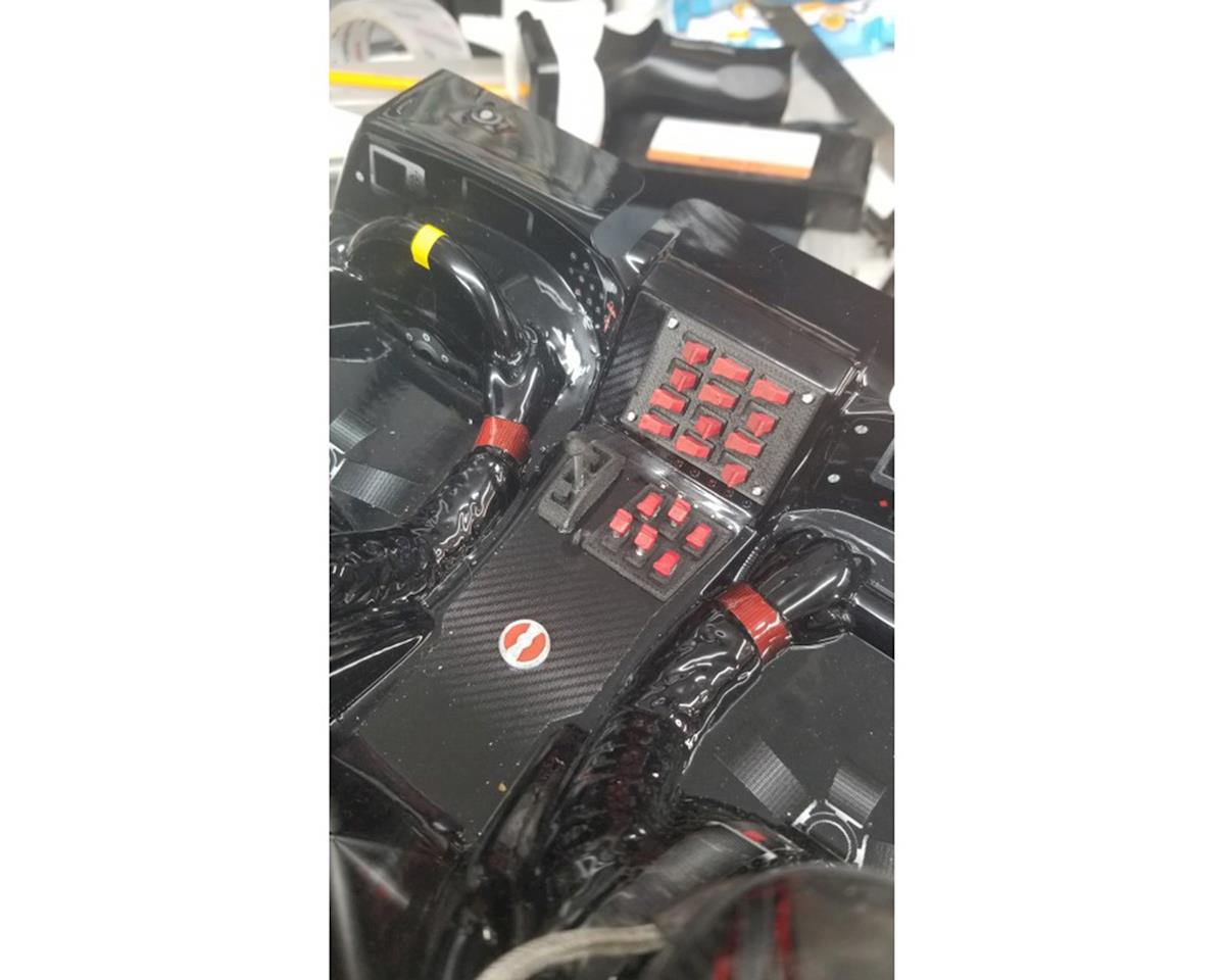 Exclusive RC Traxxas UDR Interior Kit