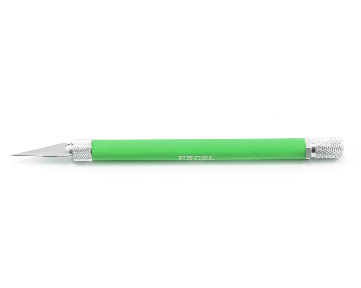 Grip-On Knife (Green) by Excel