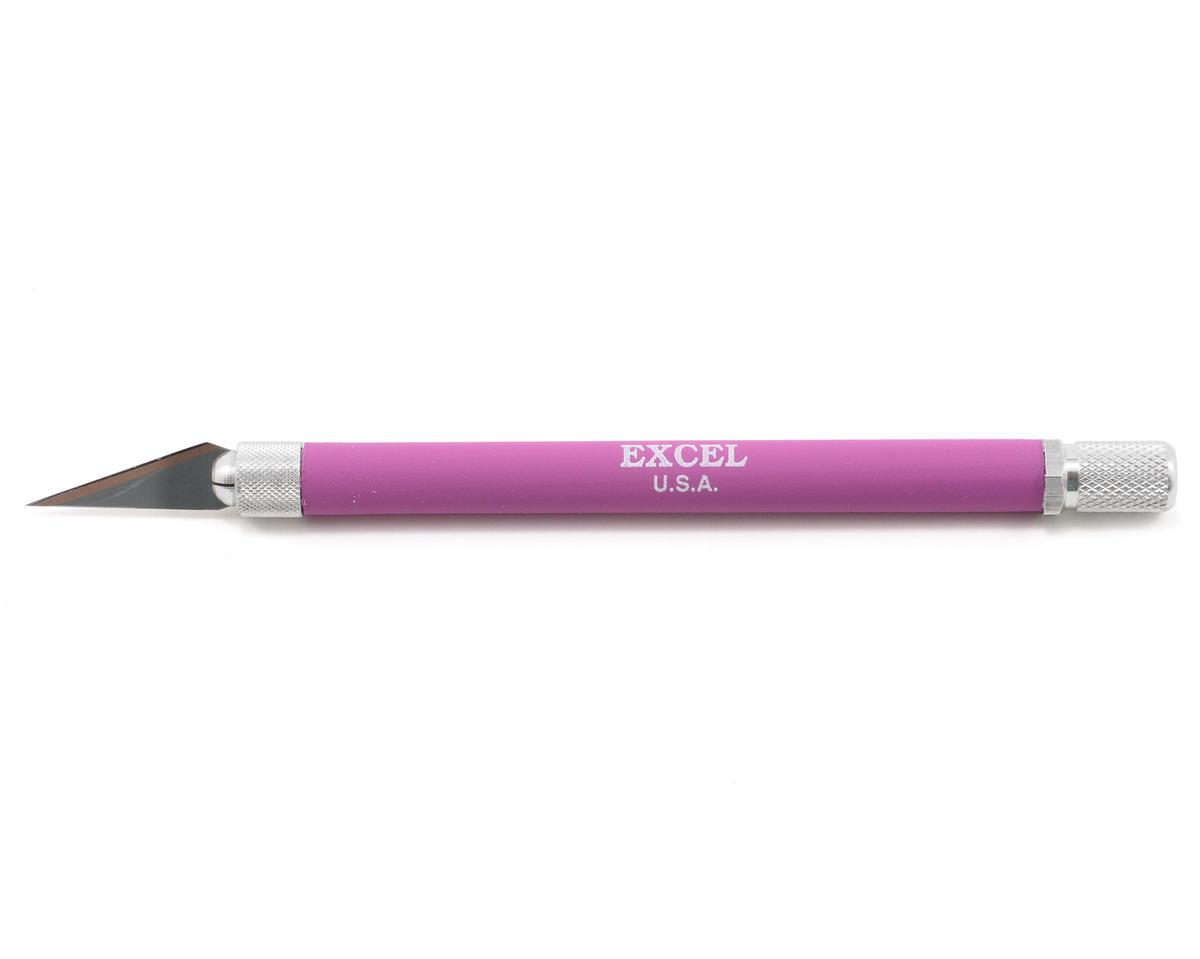 Excel Grip-on Knife (Purple)
