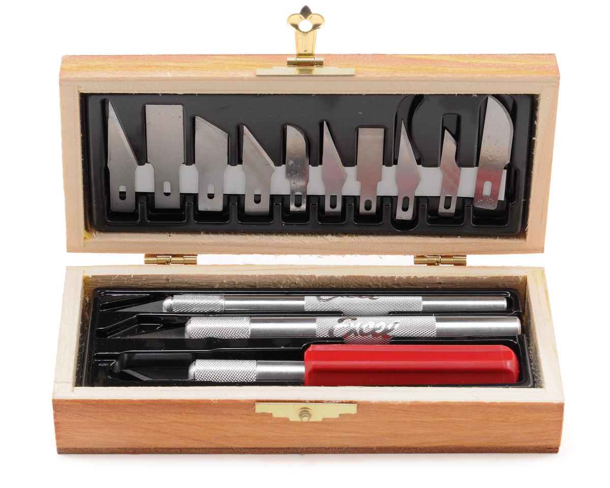 Hobby Knife Set by Excel