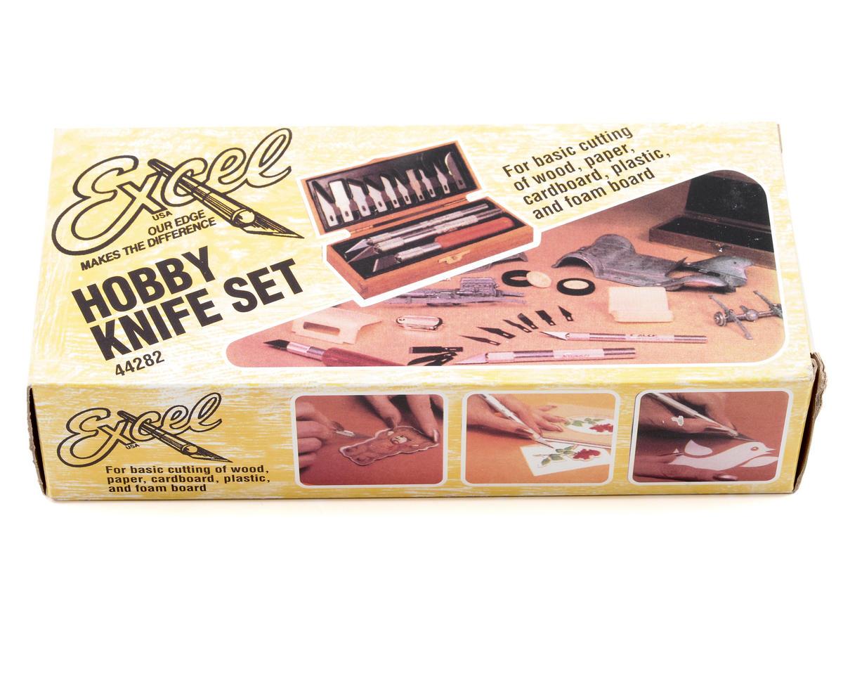 Excel Hobby Knife Set