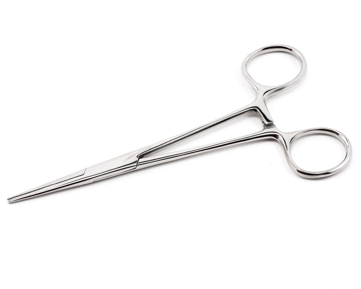 "Straight Nose Hemostat (5"")"