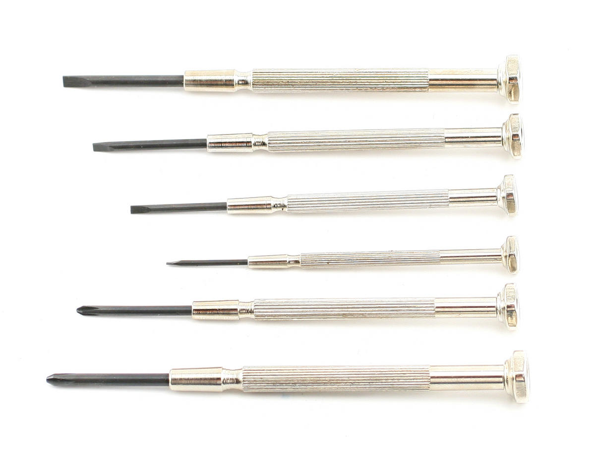 Excel 6-Piece Jeweler Screwdriver Set