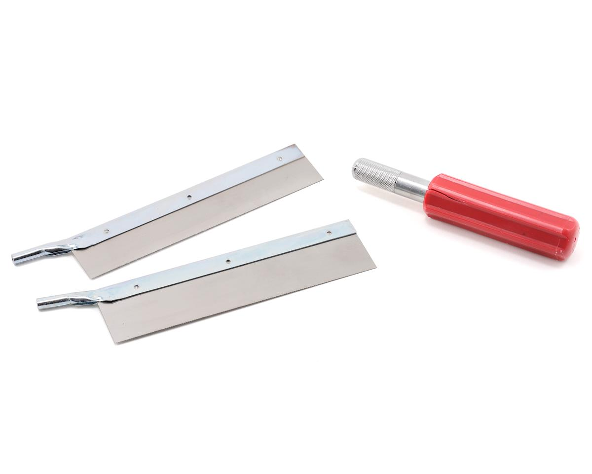 Excel Razor Saw Set w/2 Blades (replaces XAC-75300)