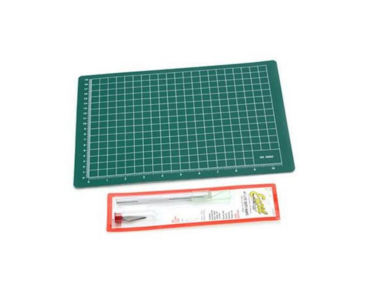 Precision Cutting Kit with K1 & 5 #11 (12) by Excel