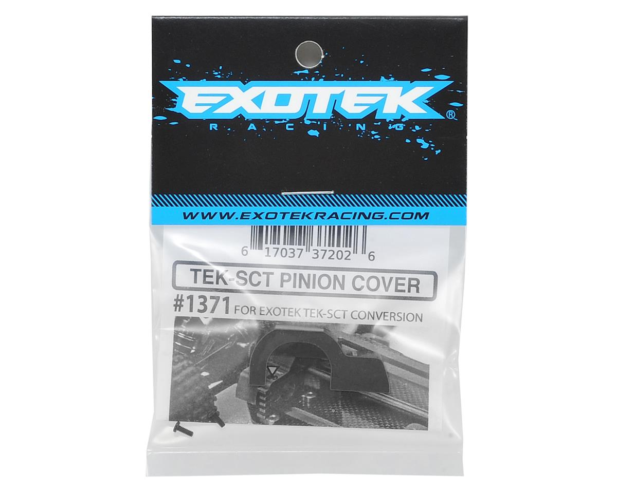 Exotek Racing TEK-SCT Gear Cover