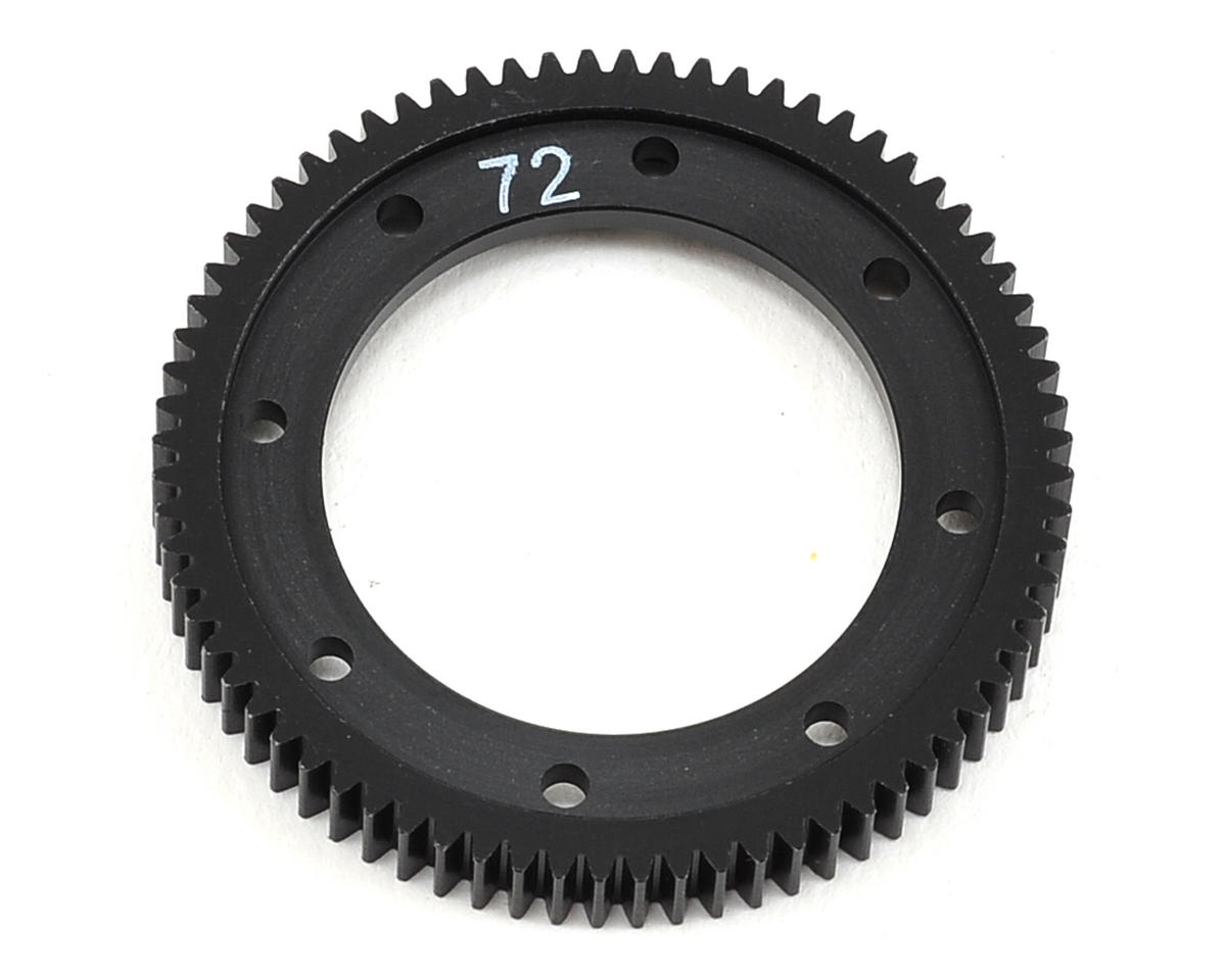 Exotek EB410/D413 Machined Spur Gear (72T)
