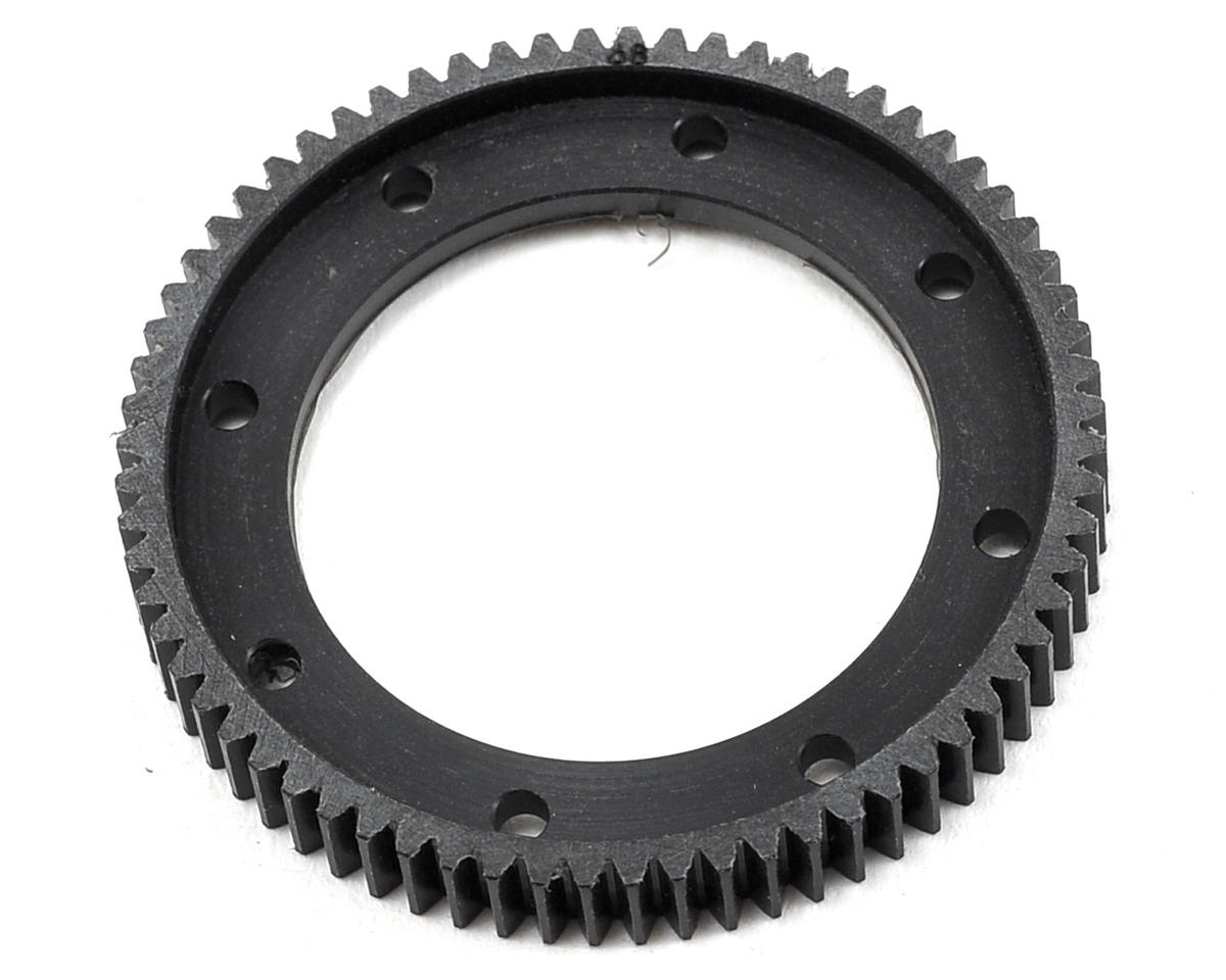 D413 Machined Spur Gear (68T) by Exotek