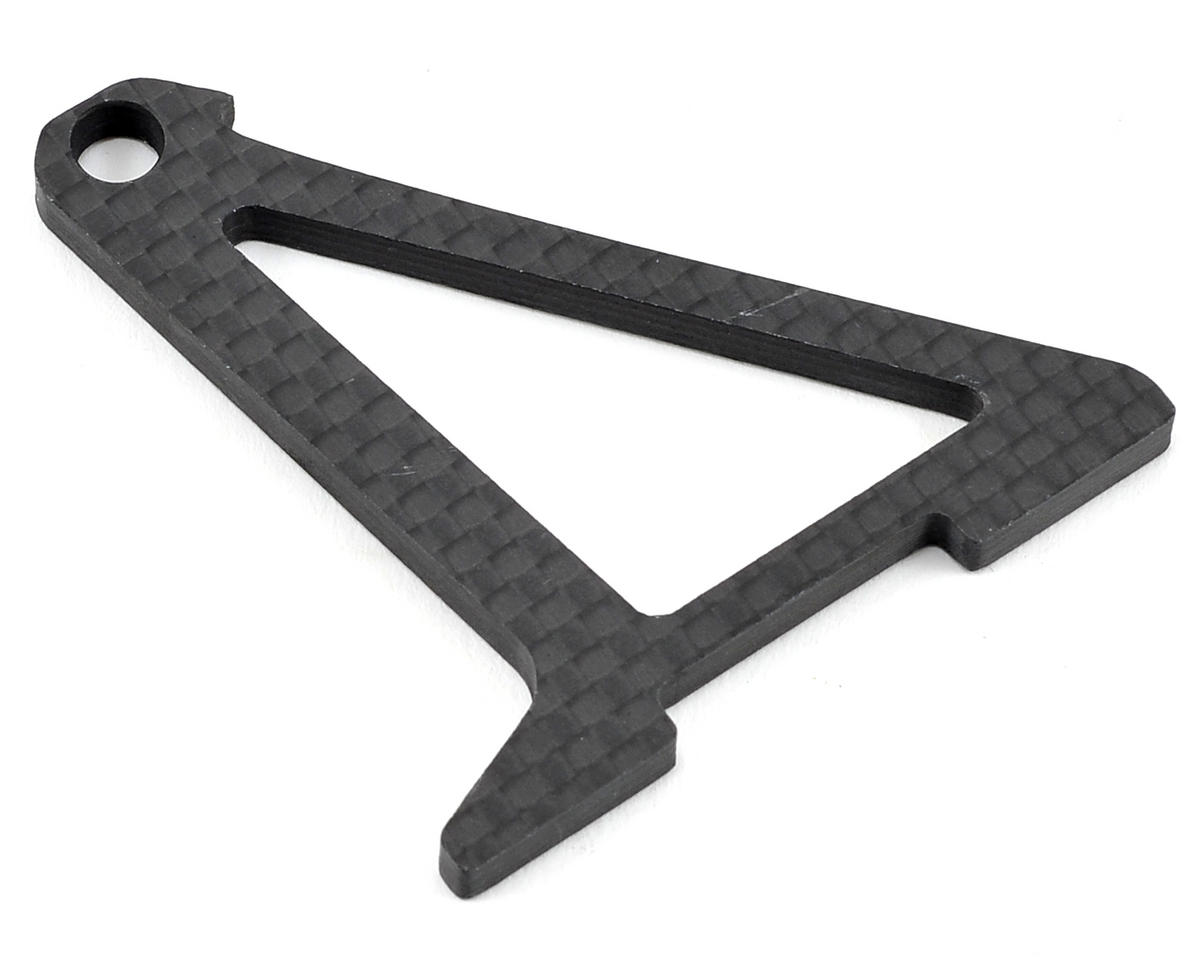 TLR 22-4 Carbon LiPo Battery Strap by Exotek Racing