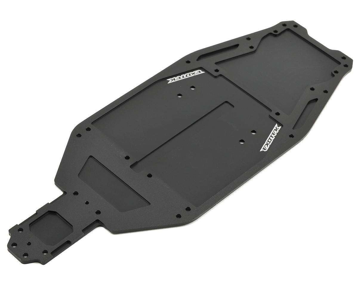Exotek Racing EXO22 Aluminum Bottom Chassis Plate