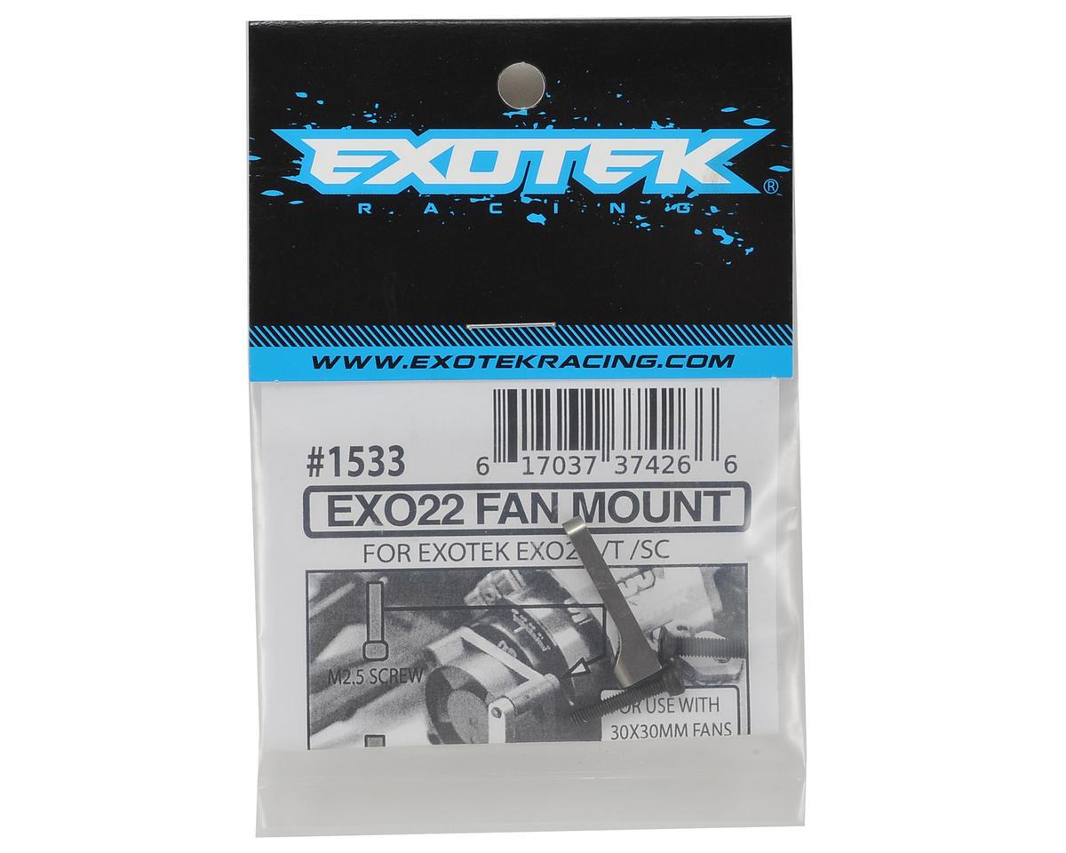 Exotek EXO22 Fan Mount