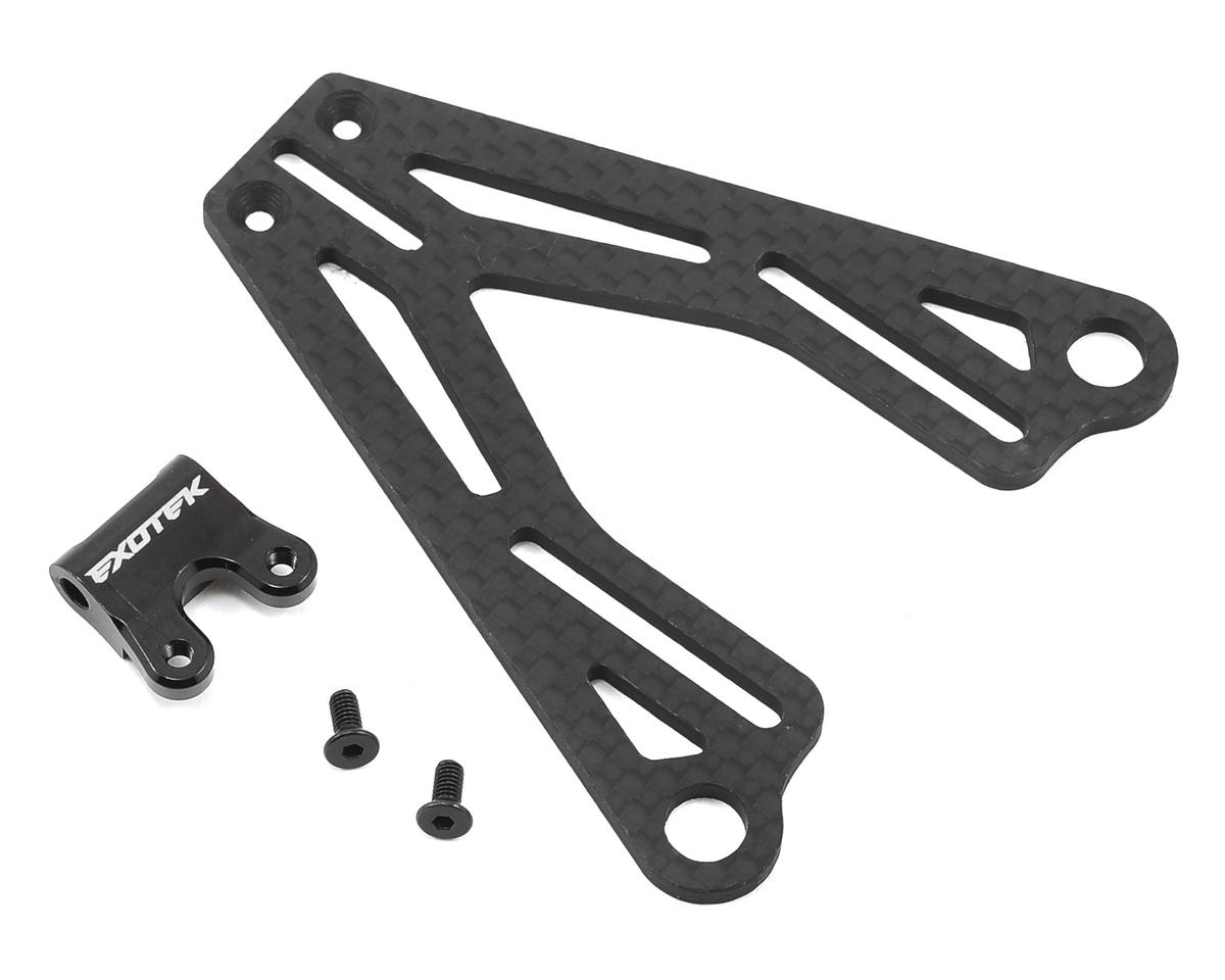 Exotek Racing TLR 22 3.0 Carbon Fiber LiPo Battery Strap