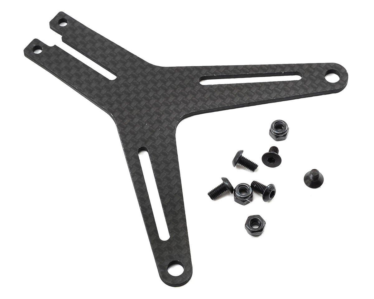 Exotek Racing YZ-2 Carbon Adjustable LiPo Battery Strap
