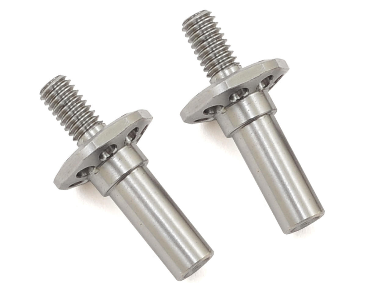 Exotek Racing B6 'Flite' Titanium Front Axles (2)