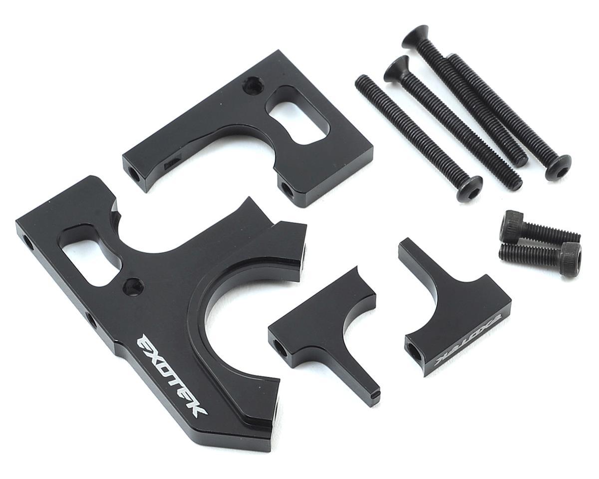 Exotek D413 4-Piece Motor Plate Set