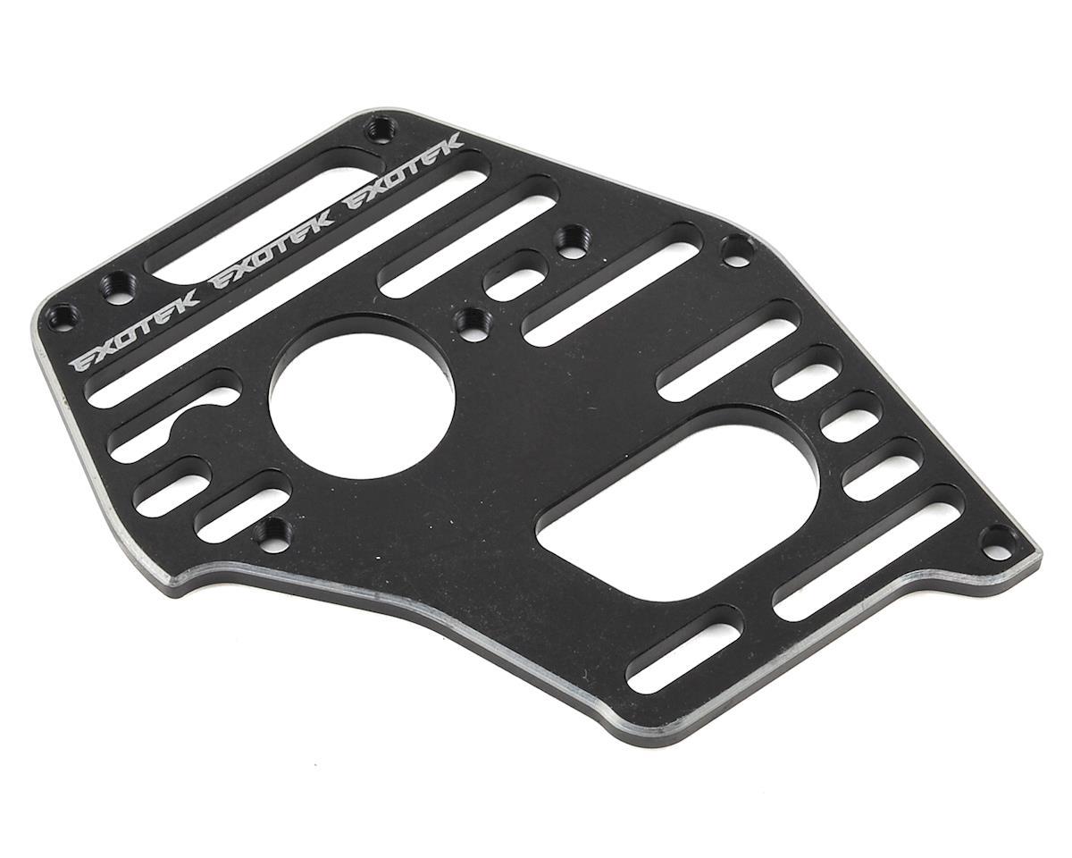 Exotek Aluminum HB Racing D216 Flite Motor Plate