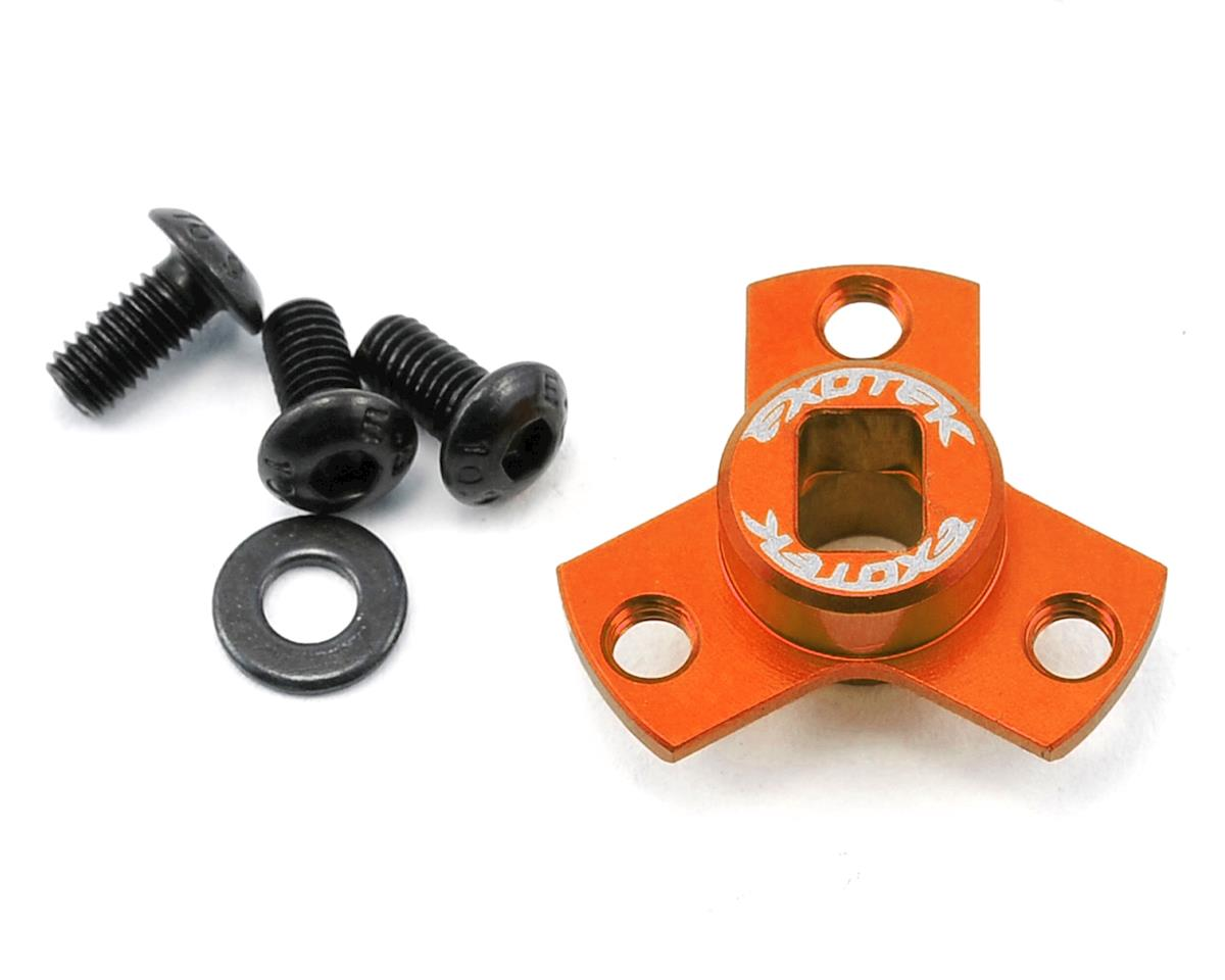 Exotek Racing Flite Ultra Light Direct Spur Mount (Orange) (Losi 22)