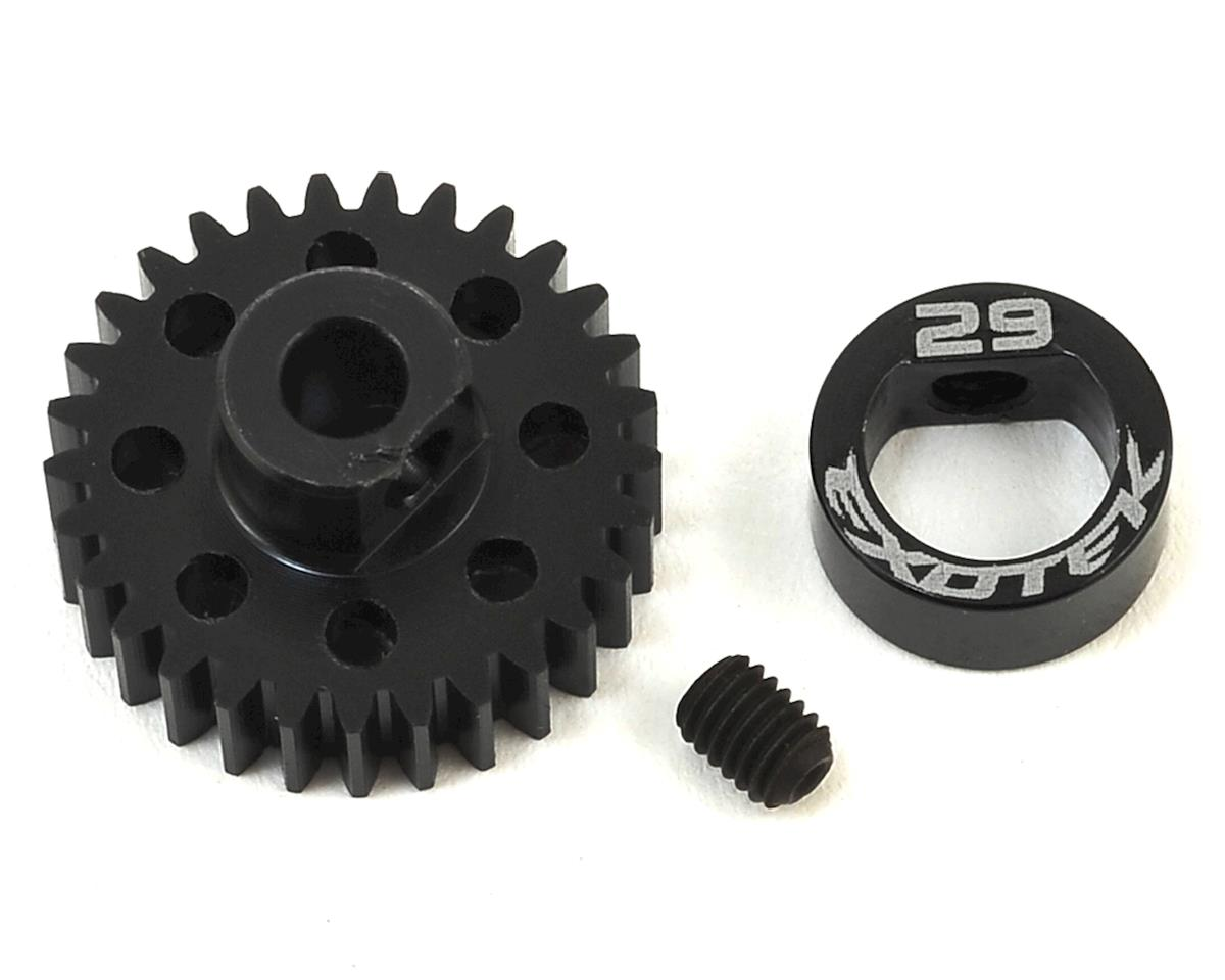 Exotek Flite 48P POM Pinion Gear w/Alloy Collar (3.17mm Bore) (29T)