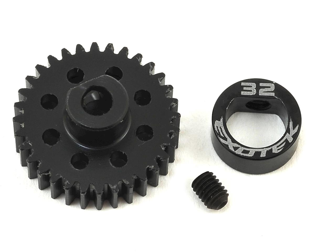 Exotek Flite 48P POM Pinion Gear w/Alloy Collar (3.17mm Bore) (32T)
