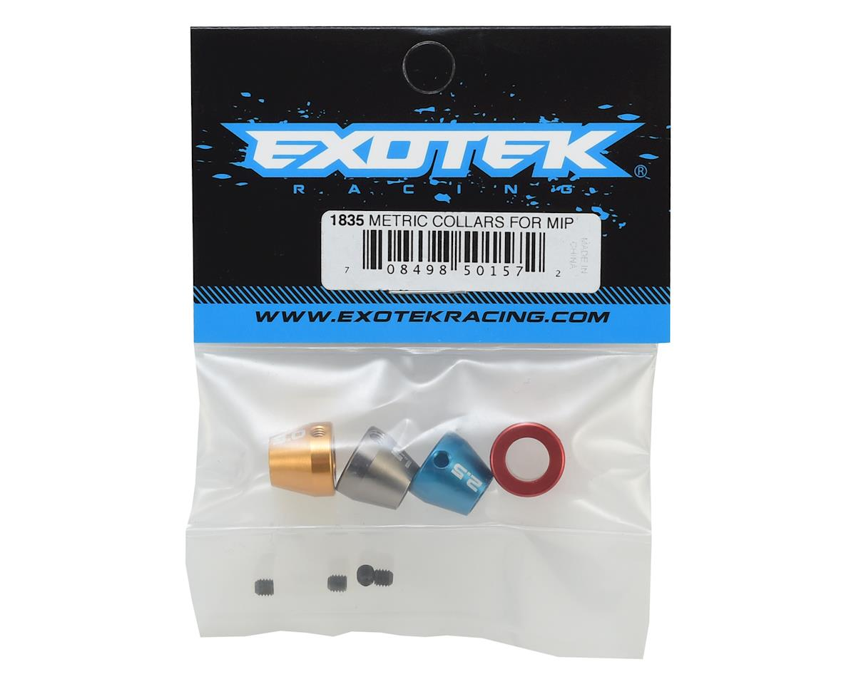 Exotek MIP Metric Hex ID Collar Set