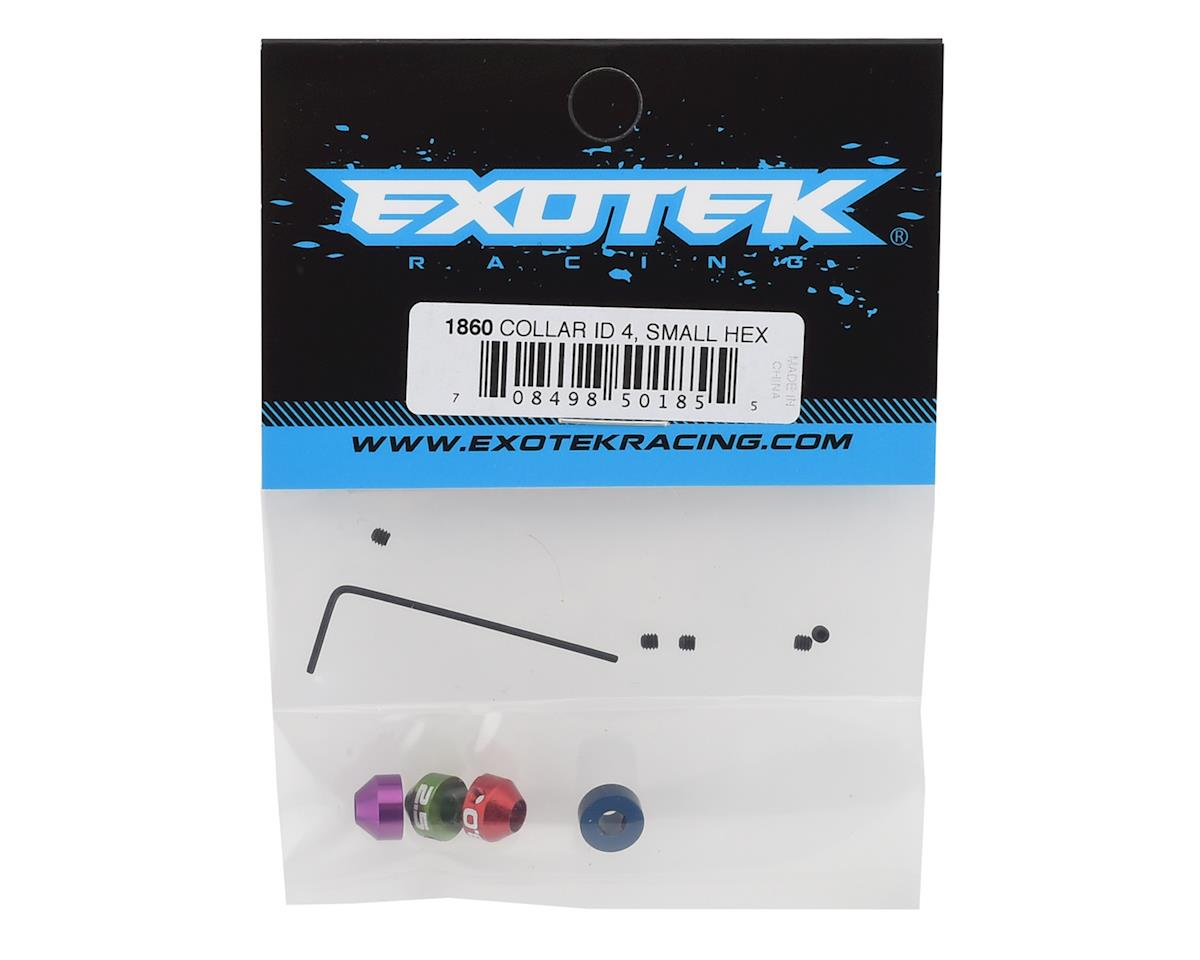 Exotek Hudy/ProTek Metric Hex ID Collar Set
