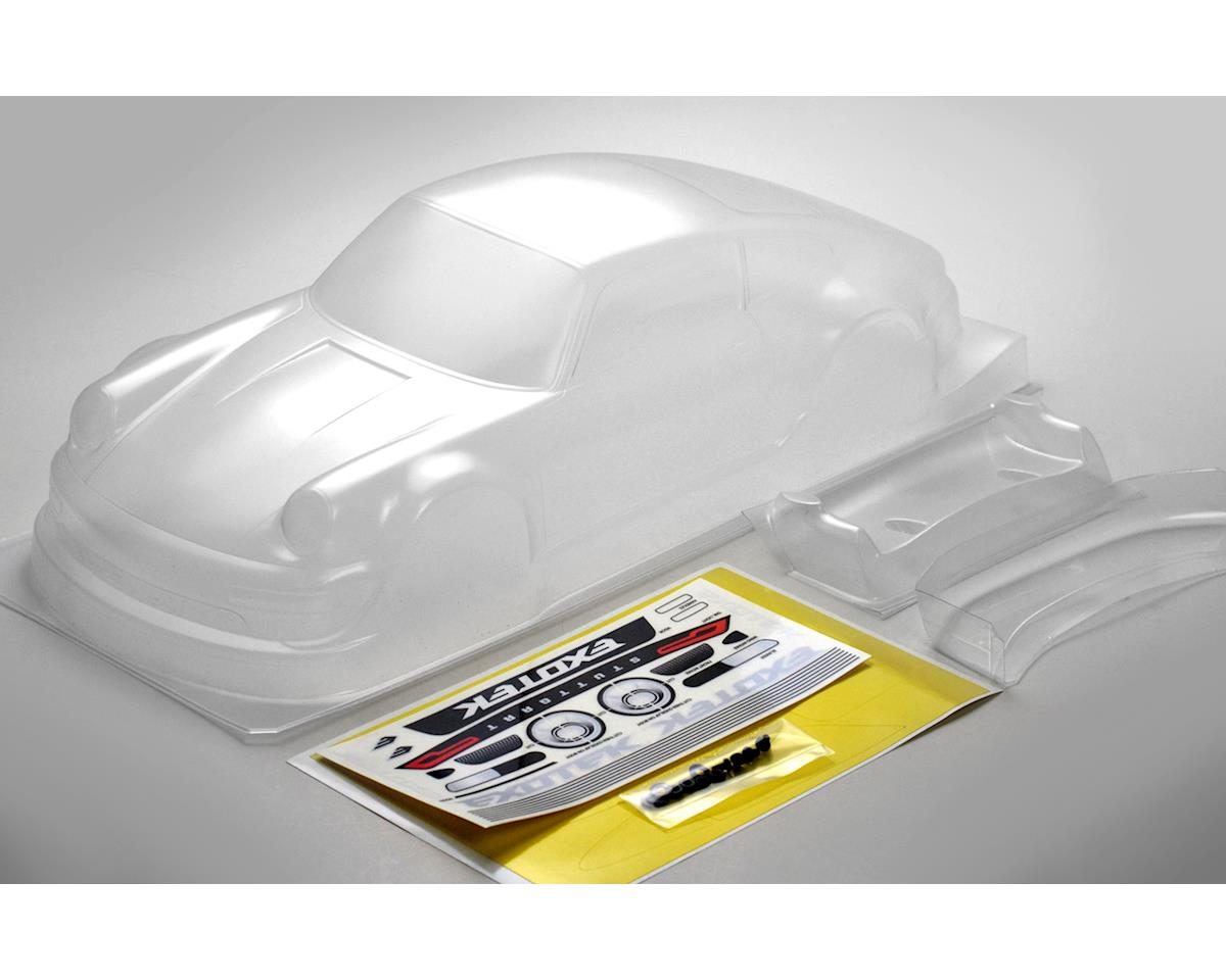 Exotek Stuttgart M-Chassis Mini Body (Clear) (225mm Wheelbase) | relatedproducts