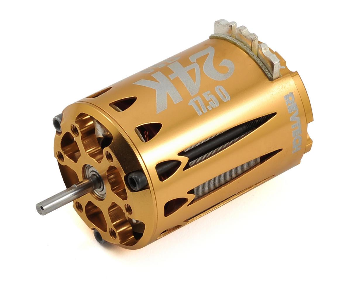 "Express Motorsports 24K ""Gold Rush"" Short Stack Brushless Motor (17.5T)"