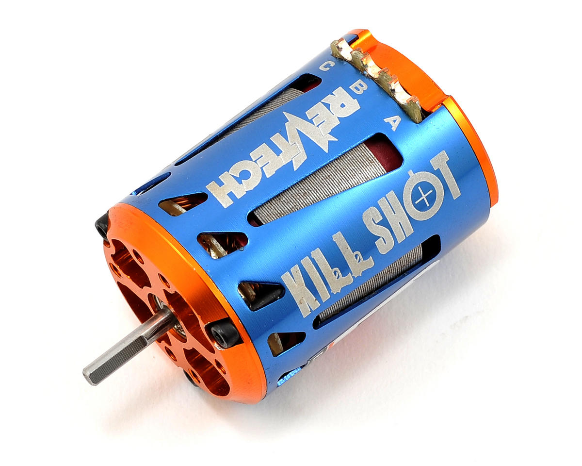 "Express Motorsports ""Bulls Eye"" RPM Brushless Motor (21.5T)"