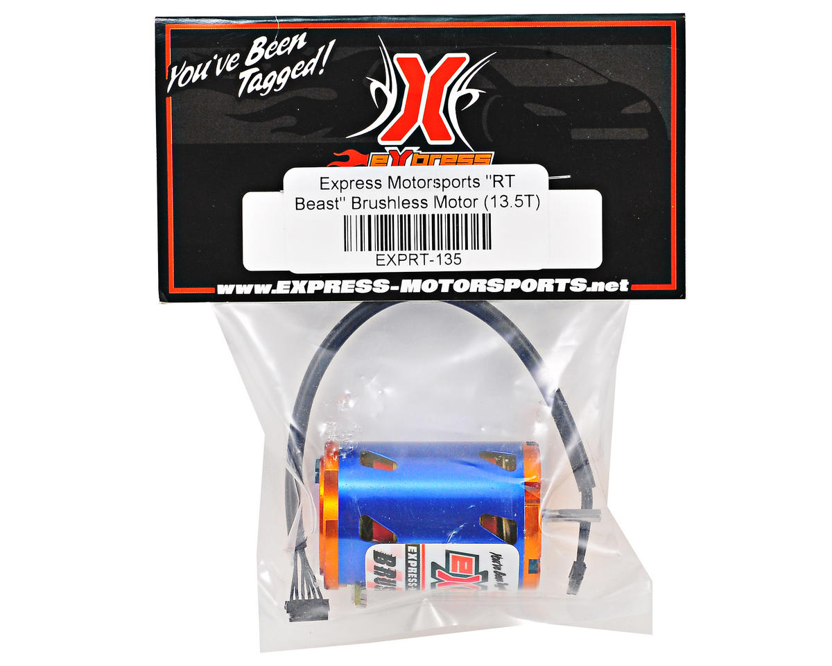 "Express Motorsports ""RT Beast"" Brushless Motor (13.5T)"