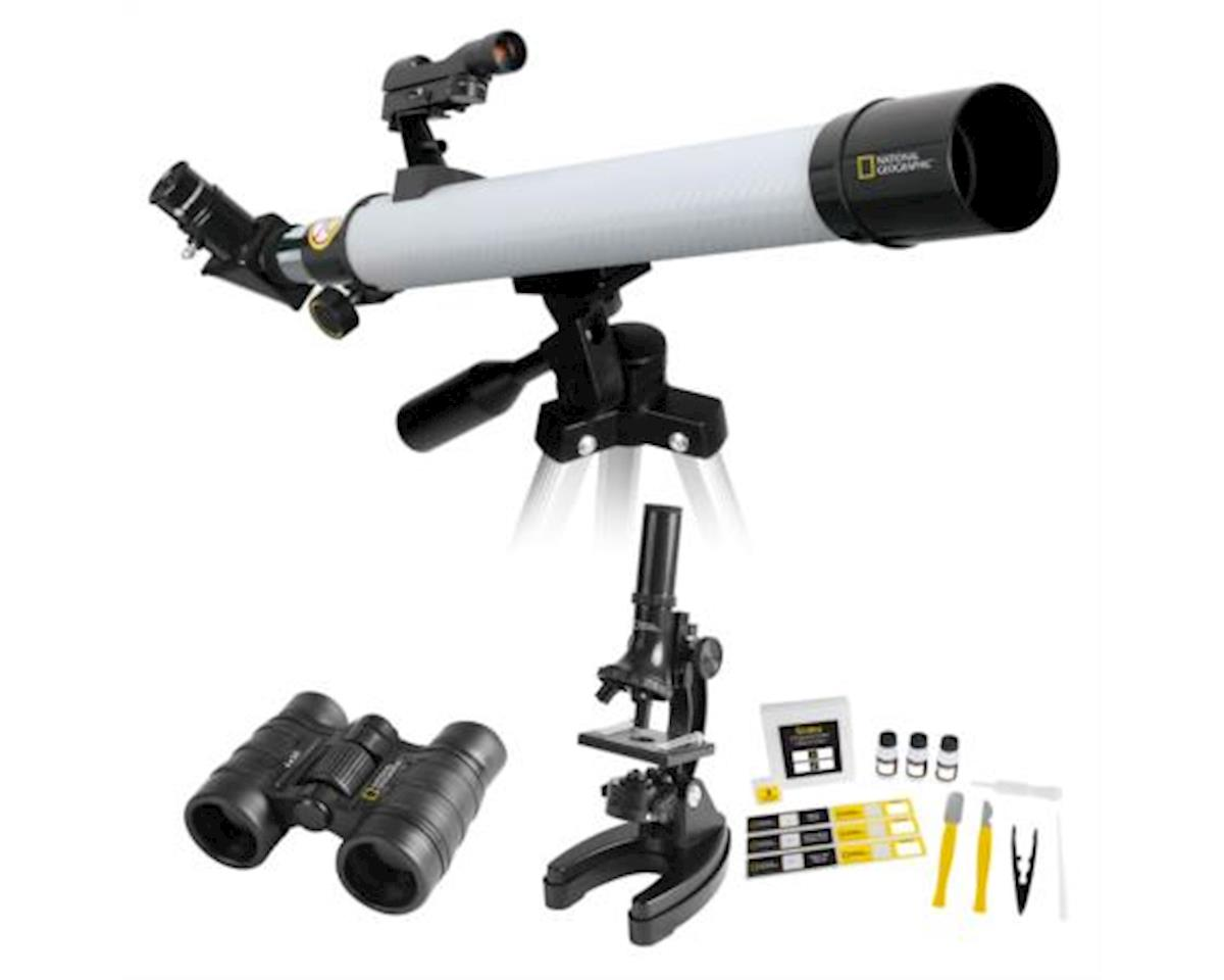 *BC* NATIONAL GEOGRAPHIC DELUXE ADVENTUR