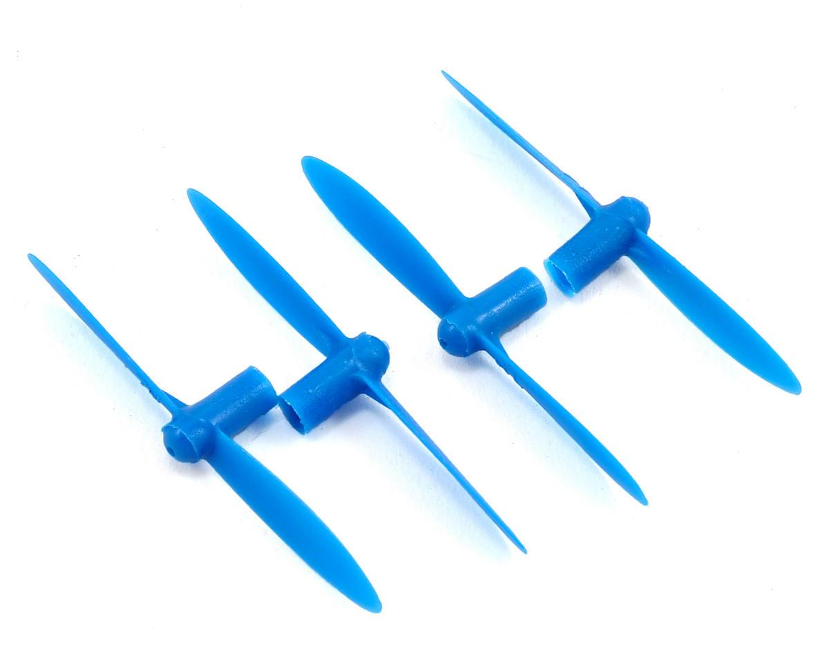 "EZ Fly RC Flipside Nano ""A & B"" Blades (Blue) (4)"