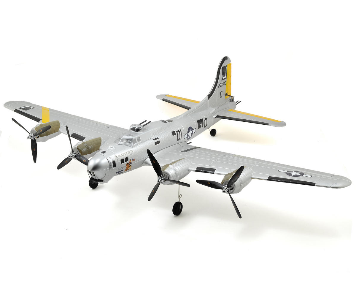 EasySky Enterprise B-17 Flying Fortress 740mm RTF Warbird Airplane