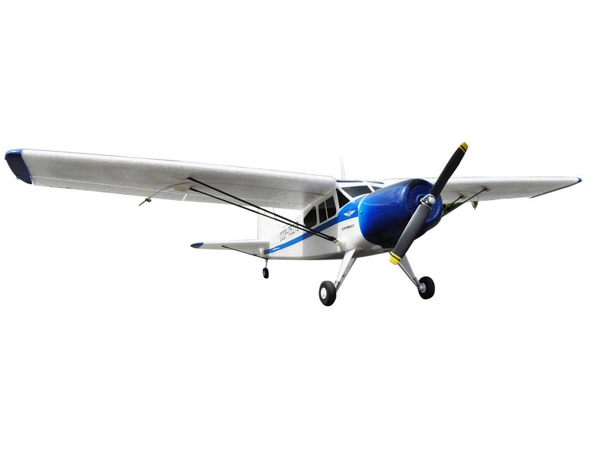 EasySky Enterprise Yak-12 950mm PNP Airplane (Blue/White)