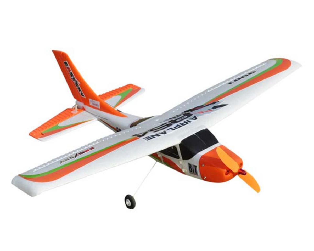 EasySky Enterprise ES9901 Cessna 182 555mm RTF Micro Airplane (Orange/White)