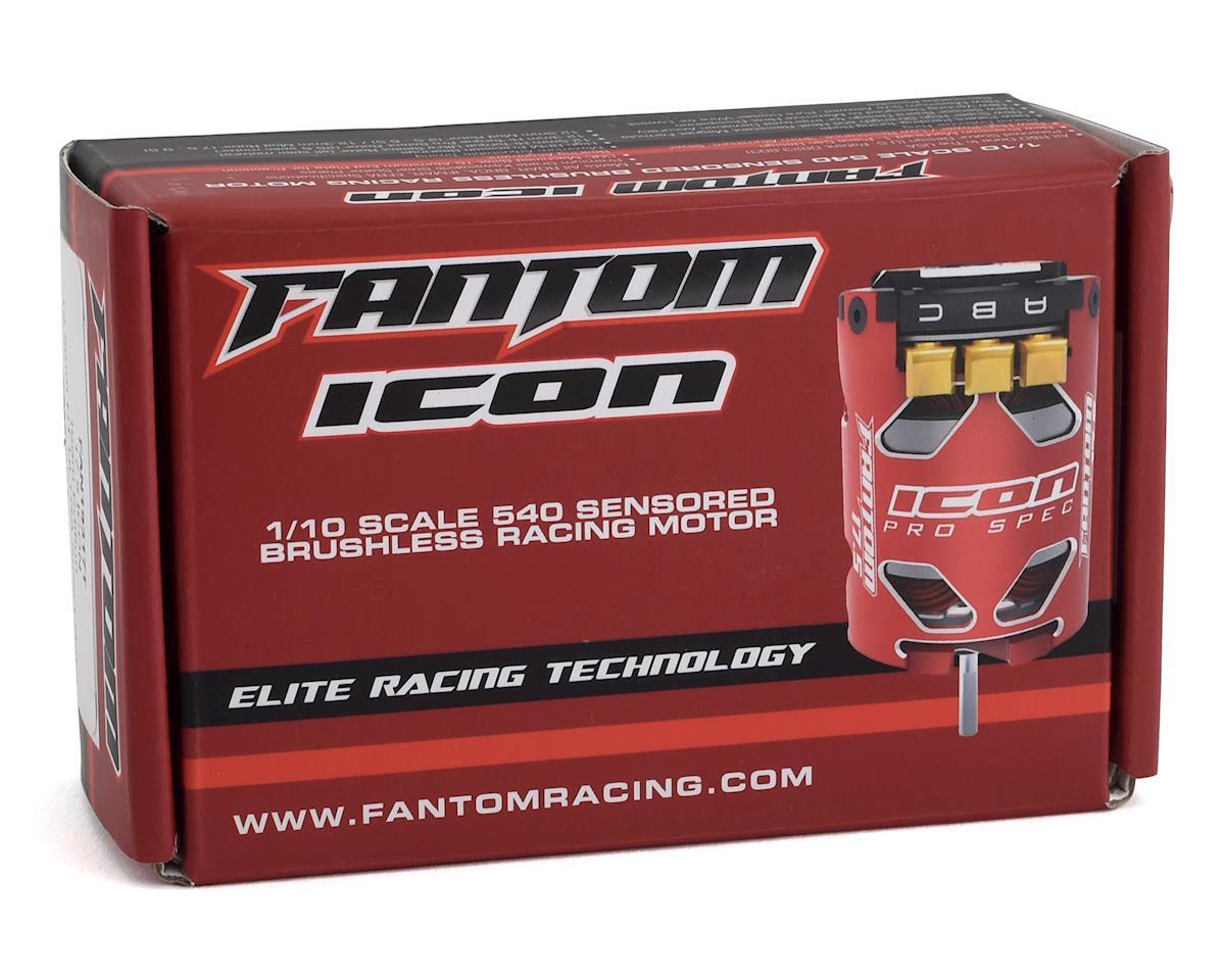 Fantom ICON Team Edition Spec Brushless Motor (13.5T)