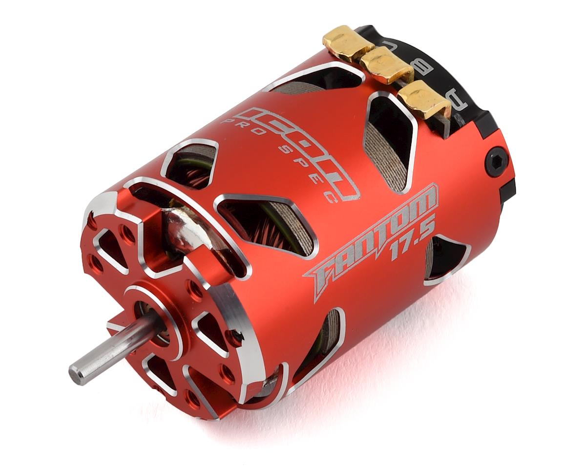 Fantom ICON Team Edition Spec Brushless Motor (17.5T)