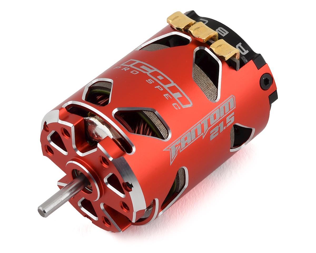 Fantom ICON Team Edition Spec Brushless Motor (21.5T)
