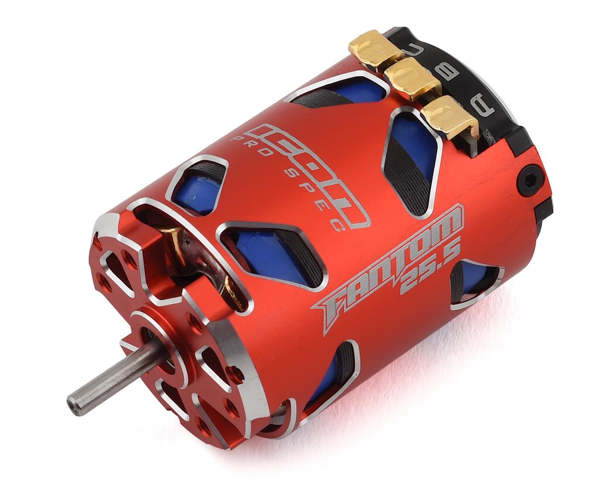 Fantom ICON Works Edition Spec Brushless Motor (25.5T)