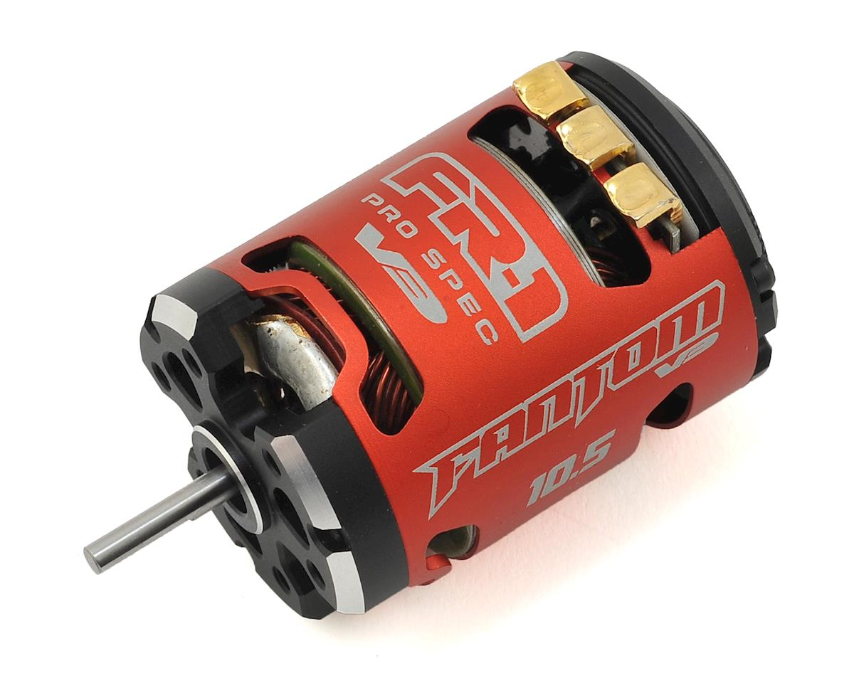 Fantom Racing FR-1 v3 Team Edition Pro Spec Brushless Motor (10.5T)