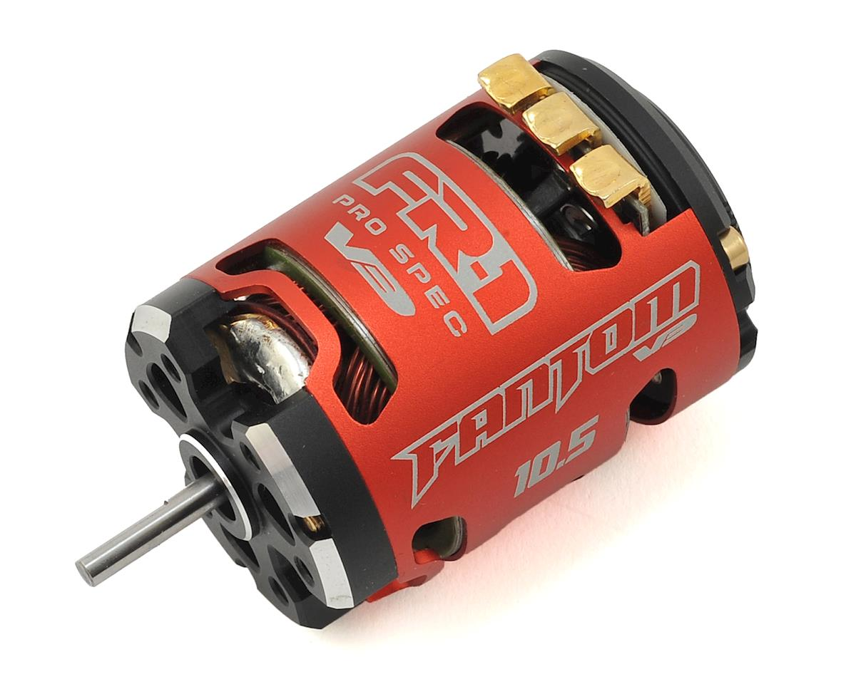 Fantom FR-1 v3 Works Plus Edition Pro Spec Brushless Motor (10.5T)