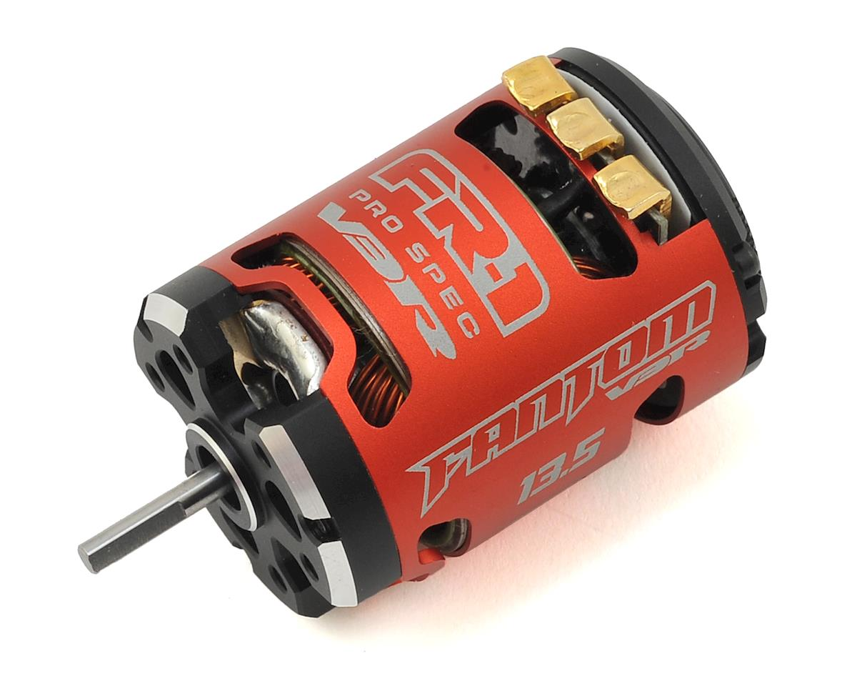 FR-1 v3R Works Plus Edition Pro Spec Brushless Motor (13.5T) by Fantom