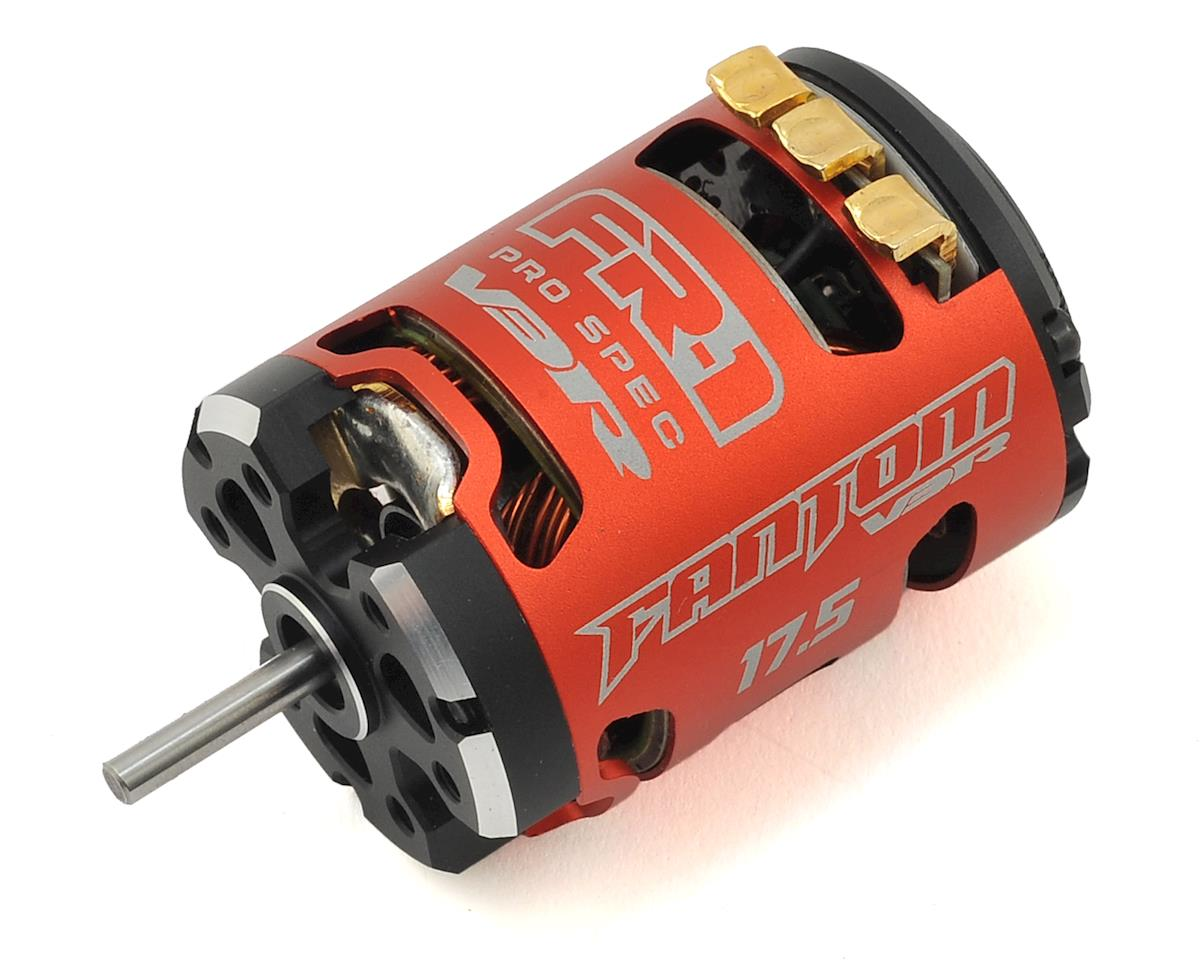 FR-1 v3R Team Edition Pro Spec Brushless Motor (17.5T)