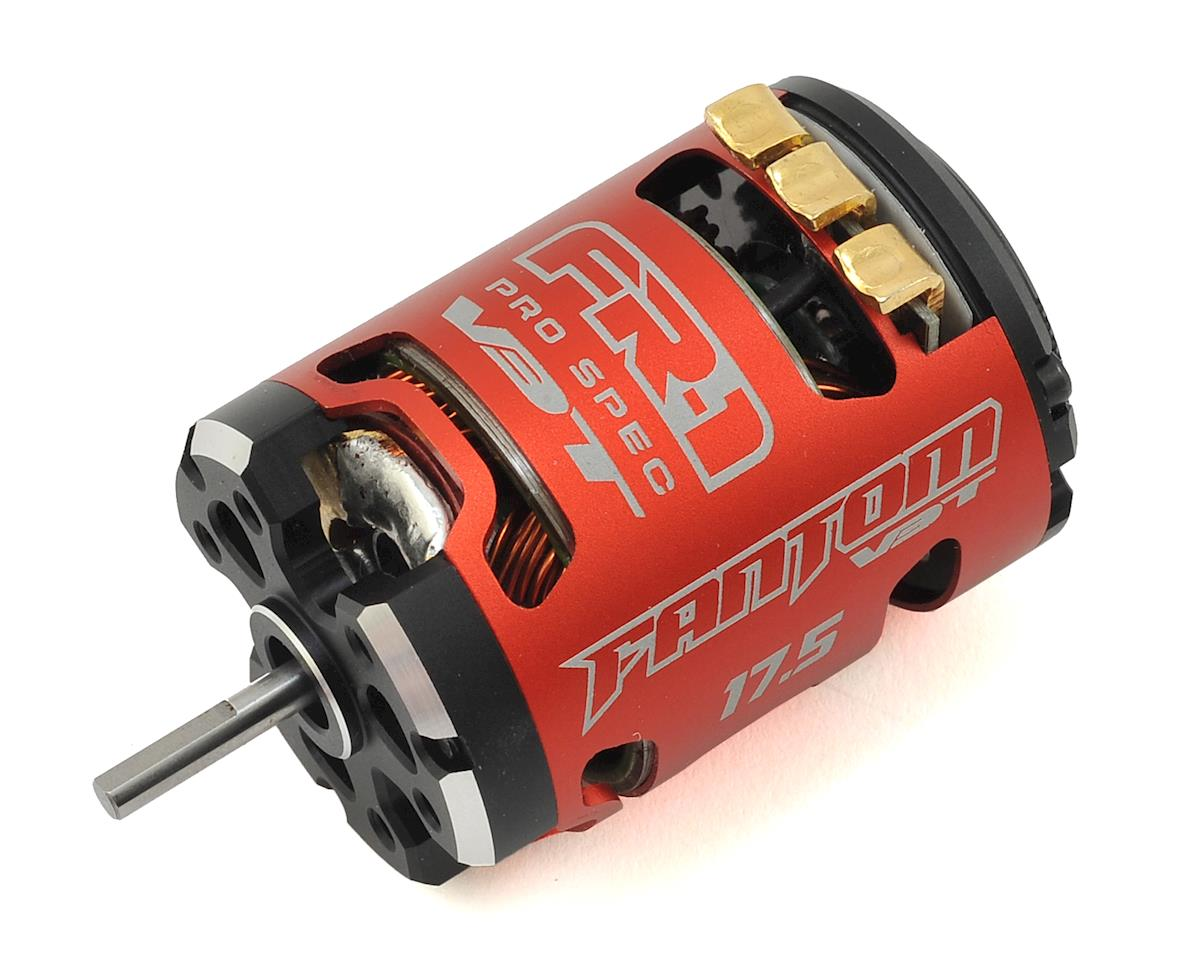 Fantom Racing FR-1 v3T Works Plus Edition Pro Spec Brushless Motor (17.5T)