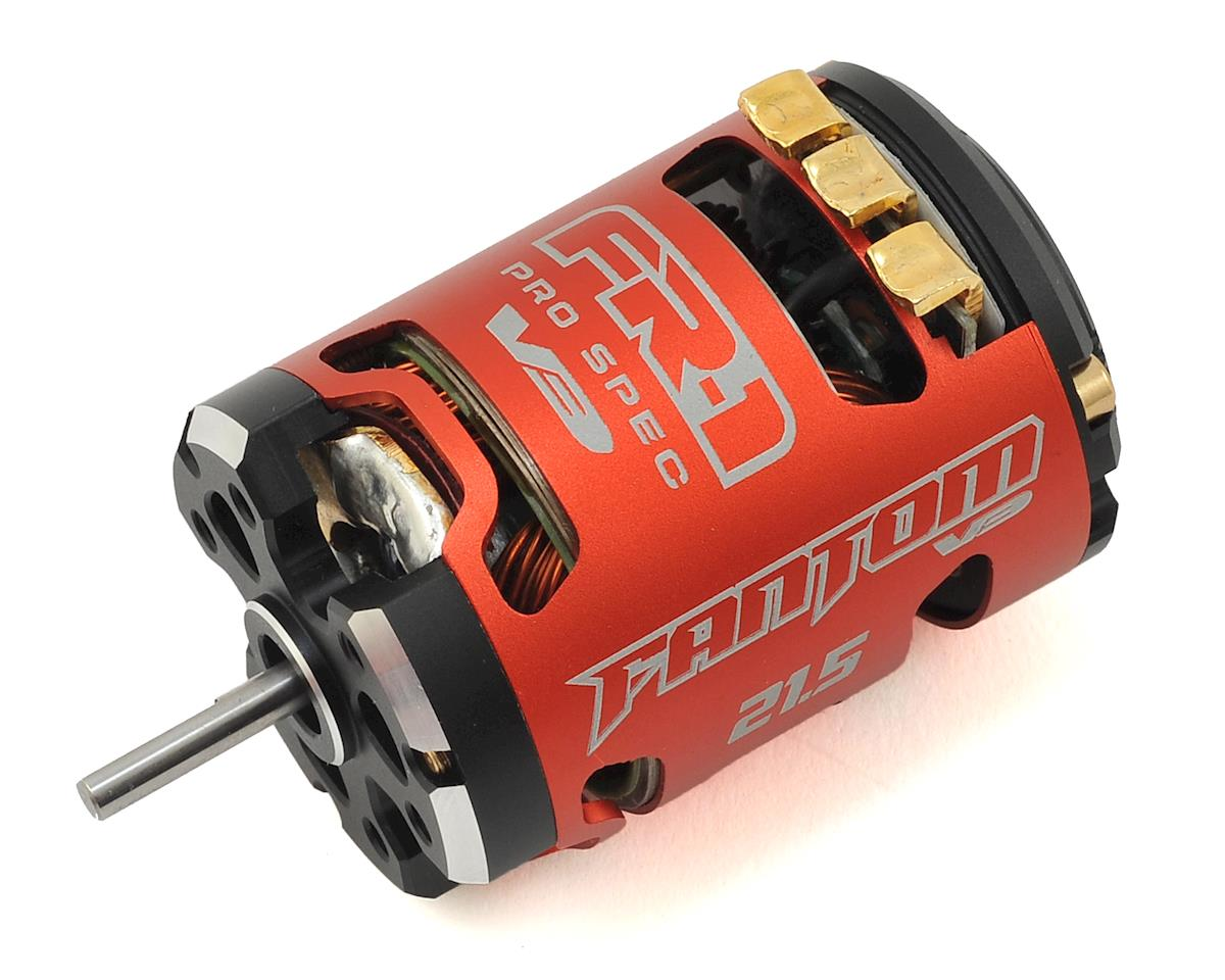 Fantom Racing FR-1 v3 Works Plus Edition Pro Spec Brushless Motor (21.5T)