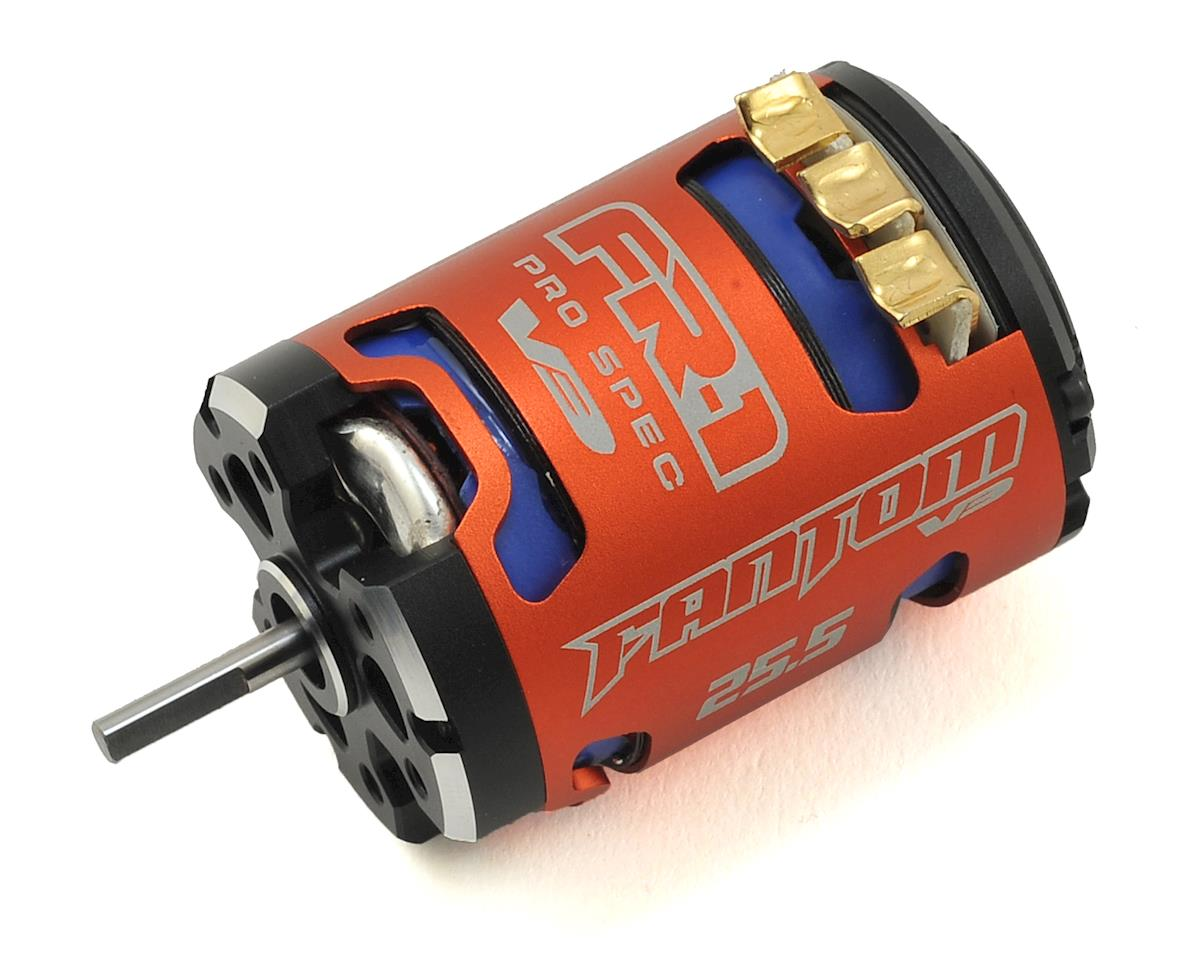 Fantom FR-1 v3 Team Edition Pro Spec Brushless Motor (25.5T)