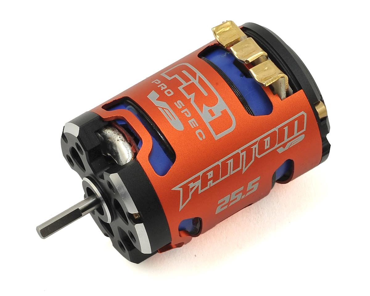 FR-1 v3 Works Plus Edition Pro Spec Brushless Motor (25.5T)