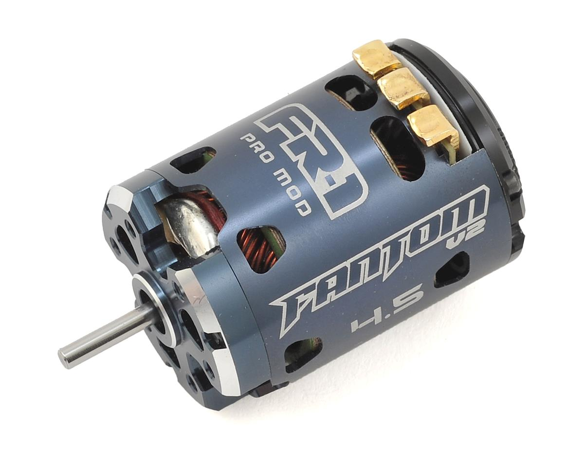 Fantom Racing FR-1 V2 Pro Modified Brushless Motor (4.5T)