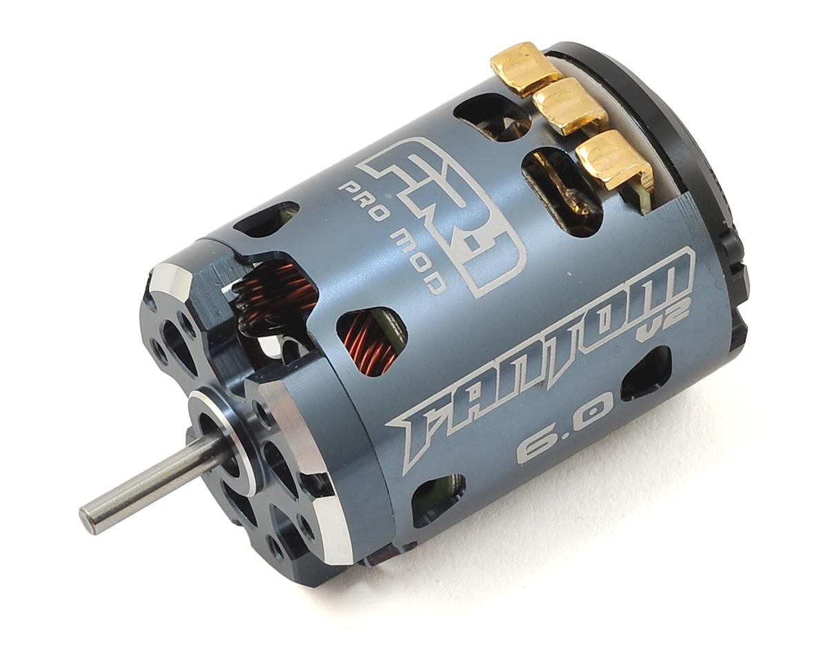 Fantom FR-1 V2 Pro Modified Brushless Motor (6.0T)