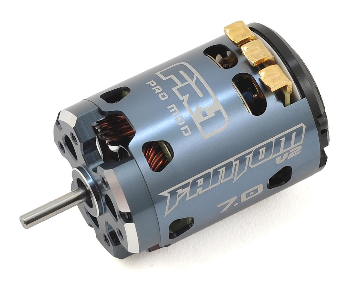 Fantom Racing FR-1 V2 Pro Modified Brushless Motor (7.0T)